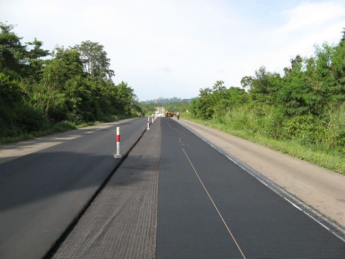 Geosynthetics Usage On Roads
